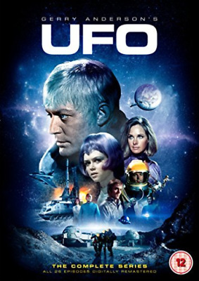 Ufo The Complete Series (UK IMPORT) DVD NEW