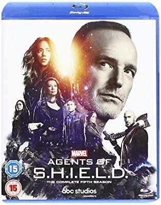 Marvels Agents Of Shield S5 Bd (UK IMPORT) BLU-RAY NEW