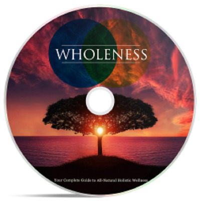 Wholeness Video Upgrade Pack training 2018 on dvd -rom