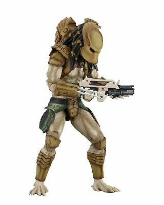 "Alien vs Predator (Arcade) - 7"" Scale Action Figure - Hunter Predator - NECA"