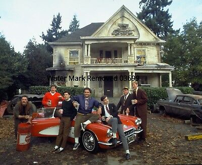1978 Animal House Cast 8x10 Glossy Photo Reprint