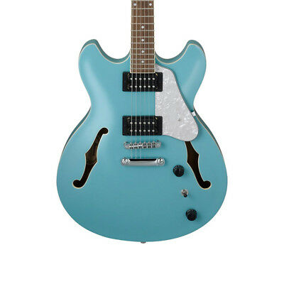 Ibanez AS7312-MTB 12 String Artcore Electric Guitar, Mint Blue (NEW)