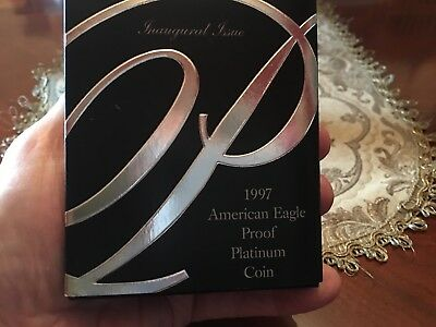 1997 American Eagle Proof Platinum Coin