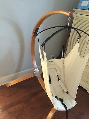 Hushamok Hammock infant hammock with My Seat excellent used condition