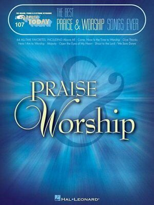 THE BEST PRAISE & Worship Songs Ever (English) Paperback
