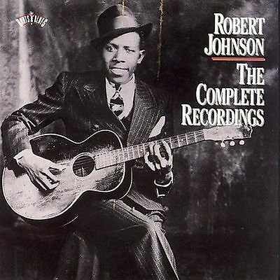The Complete Recordings by Robert Johnson CD - Like New! Fast Free Shipping! A2