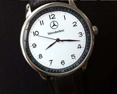 Mercedes Benz Mens Watch Stainless Steel