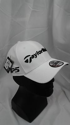 640b98e9ddb NEW TAYLORMADE NEW Era 39Thirty Fitted Golf Hat SkyBlue White ...