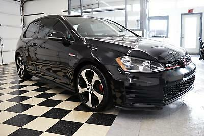 2015 Golf NO RESERVE 2015 Volkswagen Golf GTI Rebuildable Car Repairable Damaged Wrecked