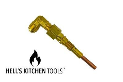 Gas Forge Brass Burner System by Hell's Kitchen Tools™ | Blacksmiths-Knifemakers