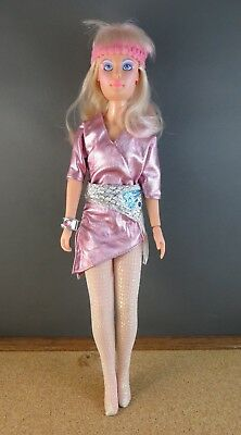 1980's 1985 Hasbro JEM/JERRICA of the Holograms Original Outfit Doll 4000 #113