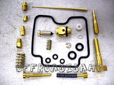 04-07 YAMAHA YXR660 RHINO 660 NEW K/&L CARBURETOR REBUILD KIT 18-9391