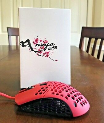 Finalmouse Ultralight Phantom Gaming Mouse Brand New In Hand Final