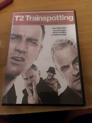 T2 Trainspotting (Dvd, 2017)