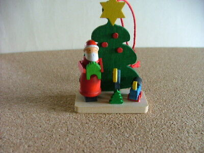 wooden german made christmas ornament NEW AFTER CHRISTMAS PRICE
