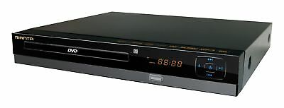 Manta DVD064S Emperor Basic 5 DVD-Player DivX SCART USB 2.0 schwarz