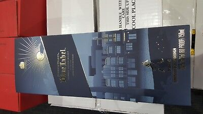 Johnnie Walker blue label empty box
