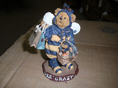 """Longaberger Company EXCLUSIVE ISSUE, BOYD'S 2007 """"BEE CRAZY""""."""