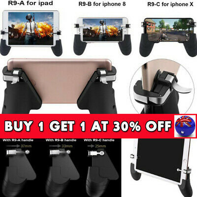 PUBG Mobile Gamepad Gaming Trigger L1R1 Shooter Controller for iPad iPhone X8 CB