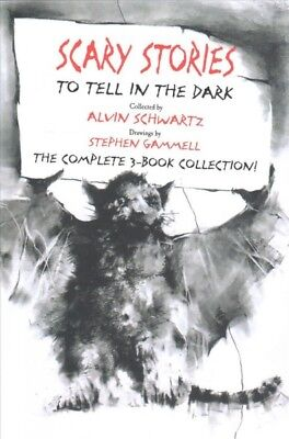 Scary Stories : The Complete 3-Book Collection, Paperback by Schwartz, Alvin;...