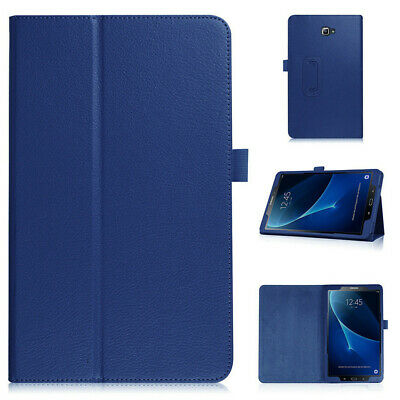 Tablet Case For 10.1''Samsung Galaxy Tab A A6 SM-T585 T580 PU Leather Flip Cover