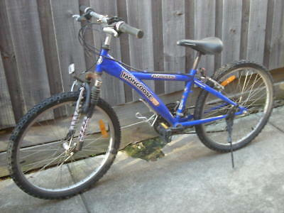 "MONGOOSE 'Stormer' Bicycle, 21 Speed, 24"" Inch Wheels, Bike - Goes Well"