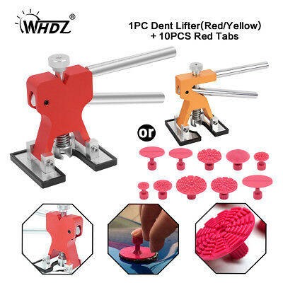 WHDZ Paintless Dent Repair Tools Glue Puller Lifter Hail Damage Removal Kits A