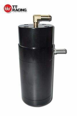 Universal 0.5L Oil Catch Can fits Holden V8 LS1 LS2 LS3 / COMMODORE VE V6 Grey