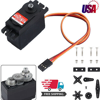 PDI-5521MG Digital Metal Gear Servo Torque JX Servo 20KG High Speed 180 Degree