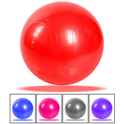 Exercise Gym Yoga Swiss Ball Fitness Pregnancy Birthing Anti Burst Core Balls-