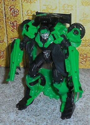 Transformers Age Of Extinction Crosshairs Deluxe Age Of Extinction incomplet