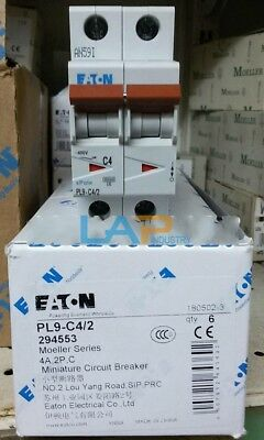 EATON WMZS1C05 MINIATURE CIRCUIT BREAKER C5 230//400V  WMZS1CO5 *FREE SHIPPING*