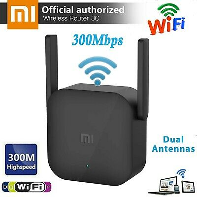 Xiaomi Pro 300M WiFi Amplifier 2.4G WIFI Repeater Extender Signal Booster Router