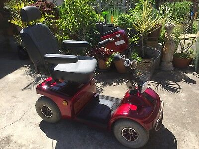 Electric Mobility Scooter ShopRider Good Condition