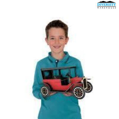 SASSI Travel, Learn and Explore - Build a 3D Car -Ford Model T