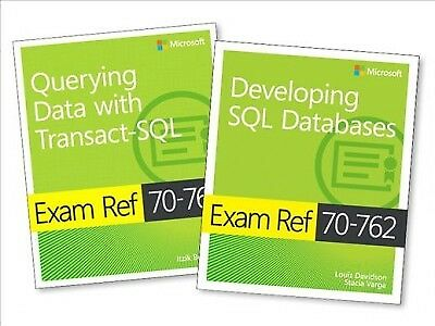 Microsoft Developing SQL Database + Querying Data with Transact-SQL : Exam Re...
