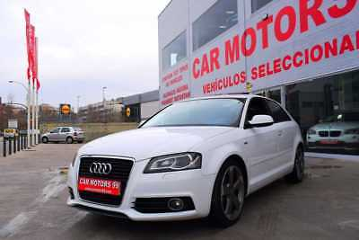 Audi A3 A3 2.0TDI S Line Edition S-Tronic FULL EQUIPE