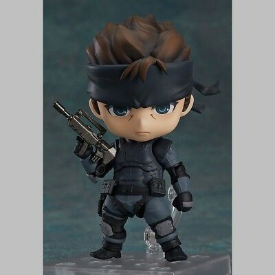 Good Smile Company Metal Gear Solid figurine Nendoroid Solid Snake 10 cm