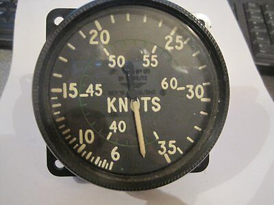 Air Speed Indicator Possible Spitfire
