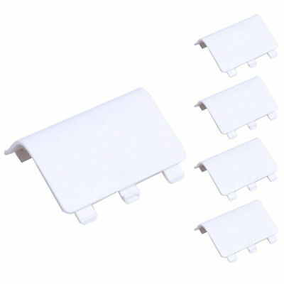 5x Replacement Back Battery Door Cover Case for XBox One S X Controller Wireless