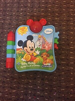Baby Mickey Musical Book