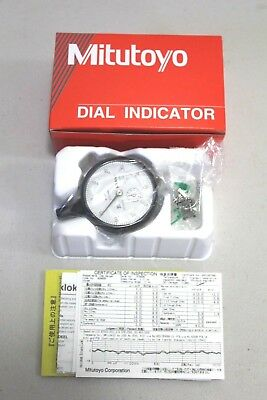 Mitutoyo Dial Indicator 0-10mm , 2046 SB ,Made in JAPAN