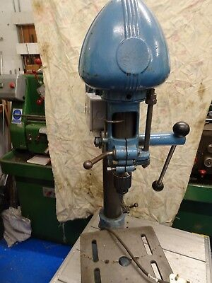 Professional Bench Drill Press Pillar Drill On Stand