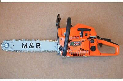 "58cc Petrol Chainsaw Complete 2.4KW 3.3 HP 20"" M&R BRAND"