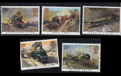 GB EII Unmounted MINT 80's Commemorative sets 1985- multiple listing