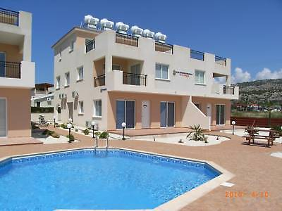 Cyprus Paphos Luxury Apartment Coral Bay Special Offer 13th April 2019 7 days