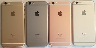 APPLE iPhone 6S 16GB 32GB 64GB 128GB Spacegrau Rosegold Gold Silber ohne Simlock