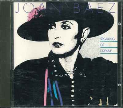 "JOAN BAEZ ""Speaking Of Dreams"" CD-Album"