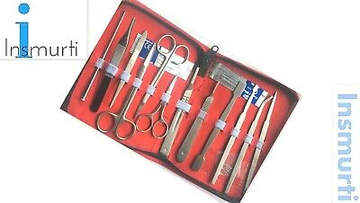 Student Minor Surgery Dissecting Kit - Surgical Instruments