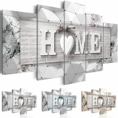Non-woven Canvas Wall Art Image Photo Print Home Modern Abstract m-C-0251-b-n